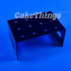 Black Cake Push Pop Stand