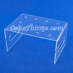 cake push pop stand
